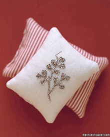 valentine pin cushion