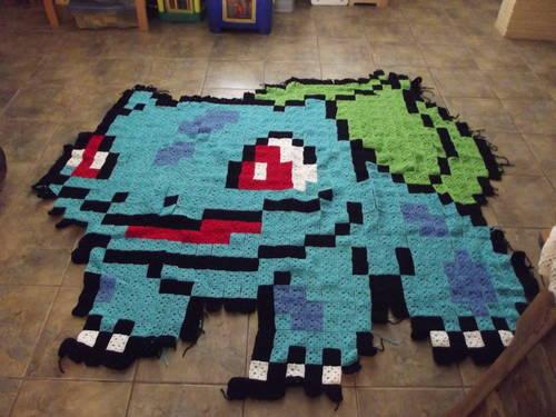 Pokemon Rug Home Decor