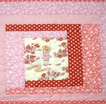 make! doll quilt