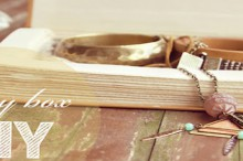 how-to: hollow book jewelry box