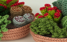crochet succulents patterns from planet june