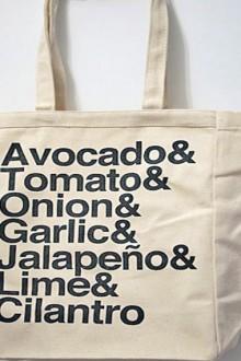 guacamole recipe tote
