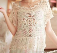 Beautiful bolero for women, free crochet pattern