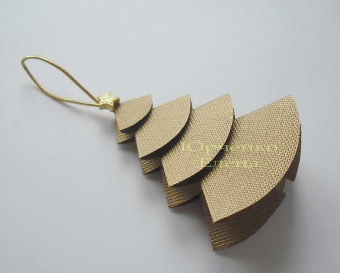Christmas craft ideas paper christmas tree tutorial make handmade