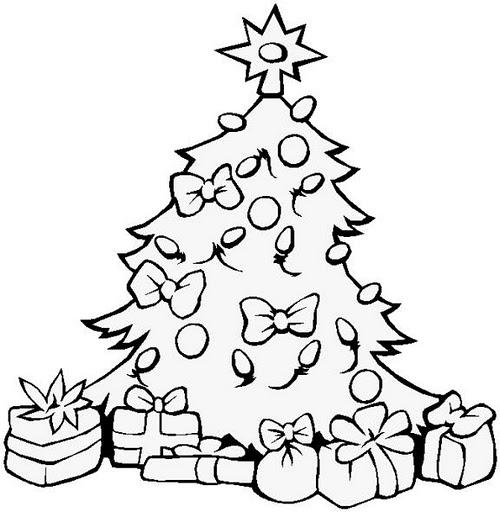 Christmas Games Christmas Tree Coloring For Kids Make Handmade