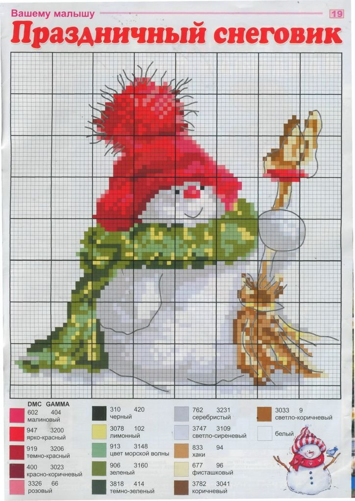 http://make-handmade.com/wp-content/uploads/2011/12/christmas-tree-ornament-crafts-snowman-cross-stitch-kits-make-handmade-1321043e2545ae.jpg