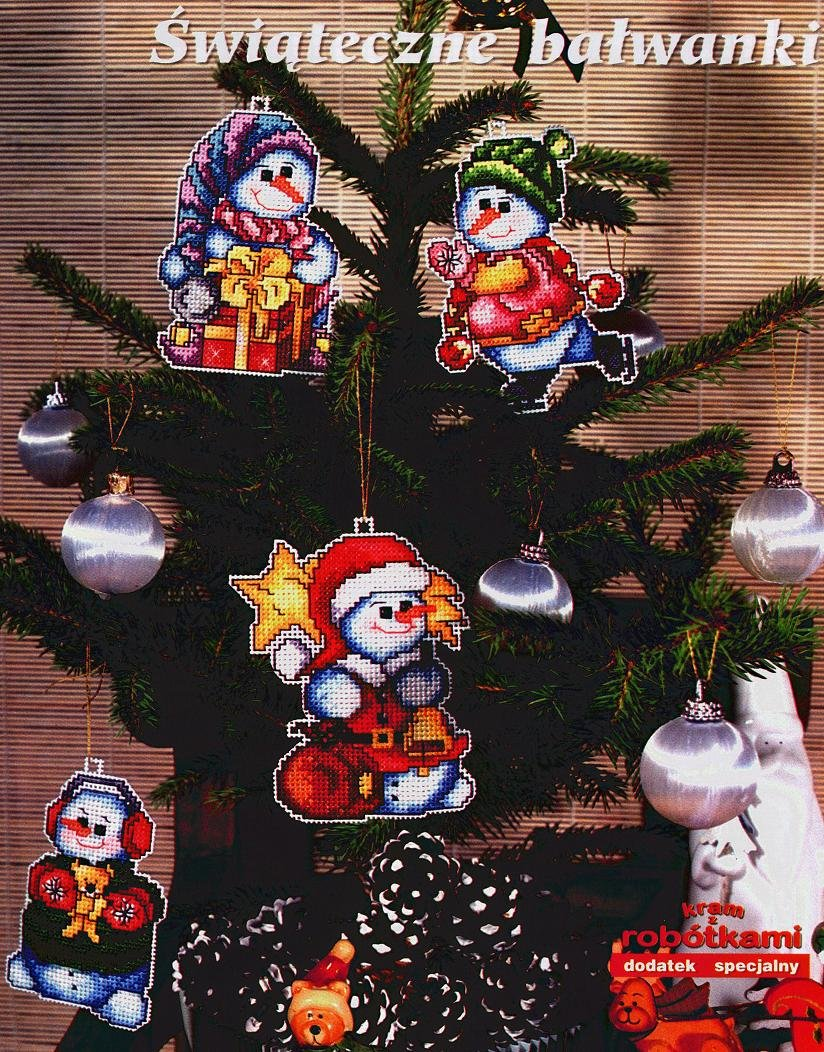 http://make-handmade.com/wp-content/uploads/2011/12/christmas-tree-ornament-crafts-snowman-cross-stitch-kits-make-handmade-54a75d15a0dec.jpg