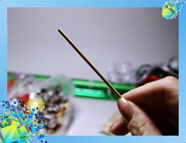 букет +из конфет новый год