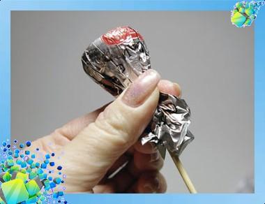 букеты +из конфет +своими руками
