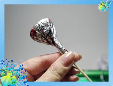 букеты +из конфет мастер класс