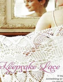 keepsake lace shawl, crochet patterns