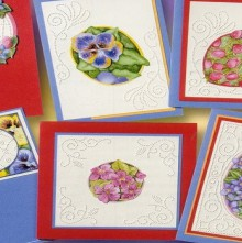 art handmade cards: tutorial book