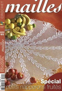 crochet tablecloths magazines