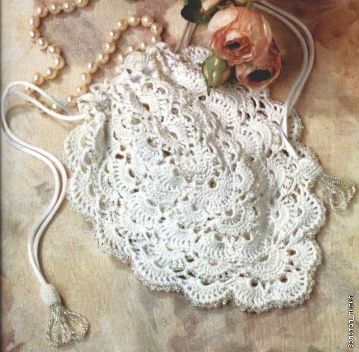 cute purse for women   make handmade, crochet, craft: make-handmade.com/2011/12/08/cute-purse-women
