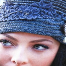 women gifts: crocheted hat for winter