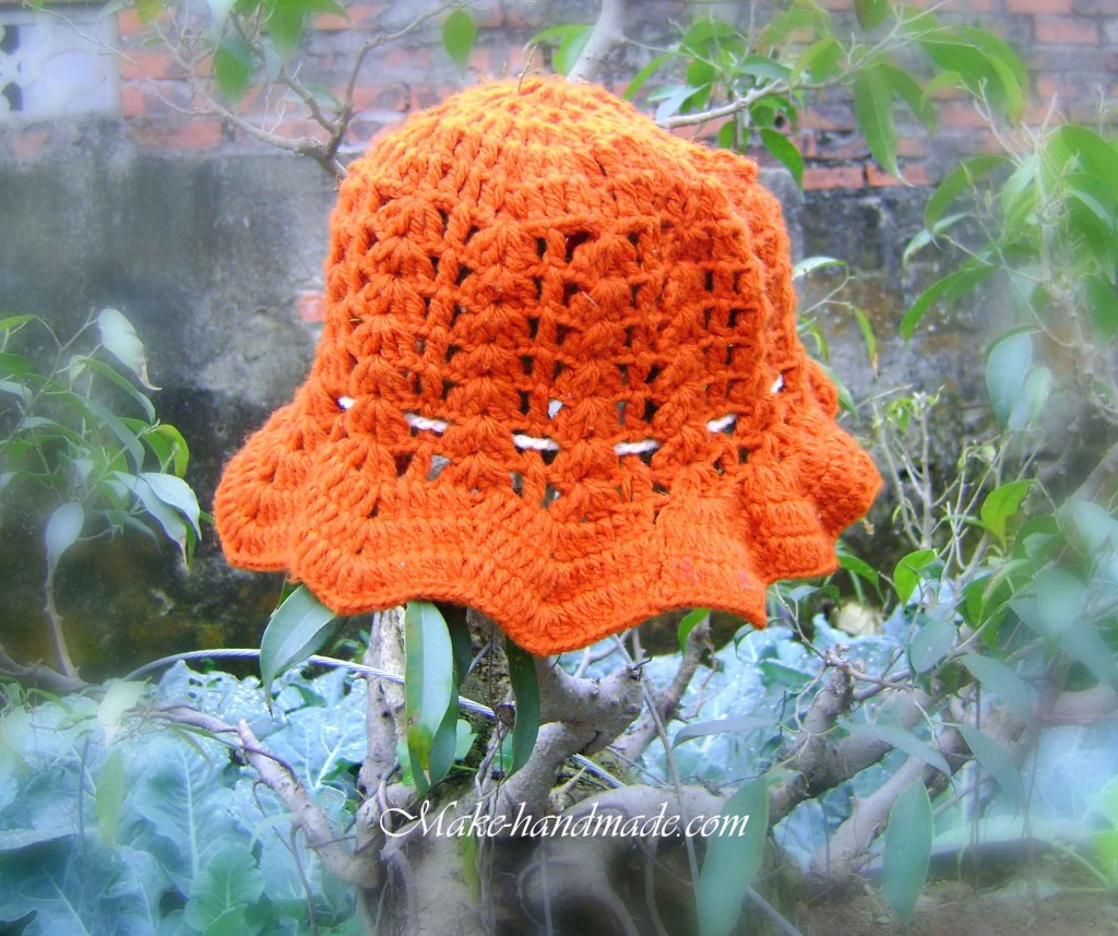 Crochet Tutorial Hat : easy hat crochet tutorial make handmade, crochet, craft