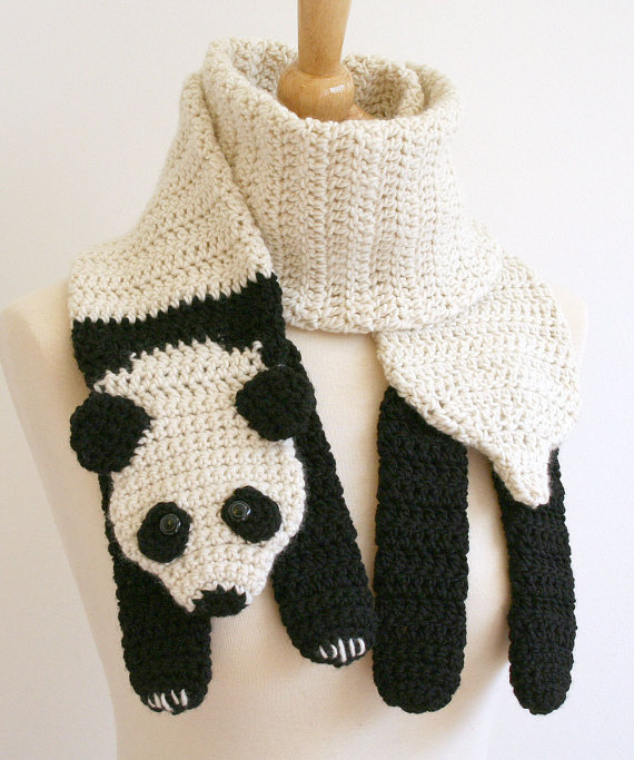... crochet patterns, ooak animal scarves make handmade, crochet, craft