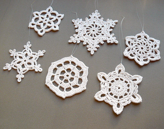 Crochet Ornaments : crochet christmas ornament make handmade, crochet, craft