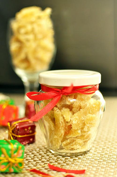 how to make ginger jam