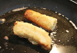 how to make fried banana