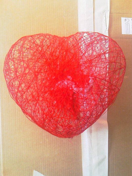 Как сделать шары из ниток и воздушного шарика
