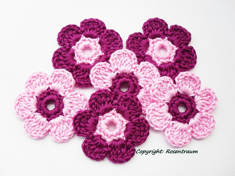 Craft Crochet Patterns : ornament craft: cute motif crochet make handmade, crochet, craft