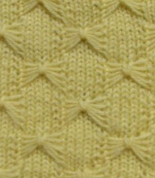Knitting Butterfly Stitch Pattern : baby blanket, wool-eater instructions (free crochet patterns) make handmade...