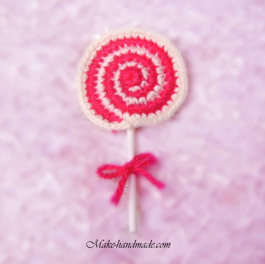 Sweet Lollipops Candy For Valentine Gifts Make Handmade