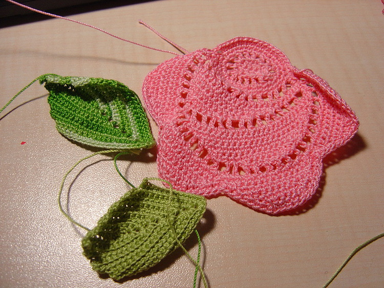 Crocheting Roses : crochet roses patterns for fashion make handmade, crochet, craft