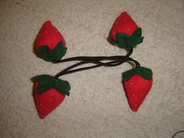 sweet strawberies handmade gifts