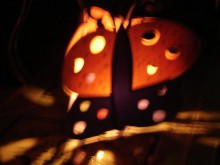 butterfly lanterns for kids.
