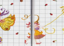 cross stitch fairyland