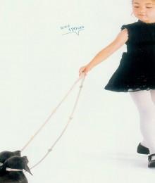 crochet cute dress for little girl