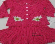 crochet fashion for girl