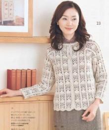 crochet pineapple shirt for ladies