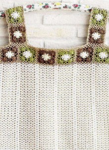crochet summer top for women