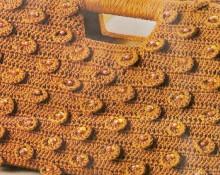 cute bag crochet pattern