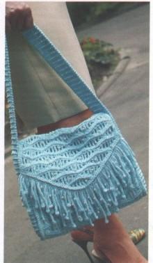 crochet bag for beach