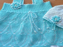 crochet spring skirt