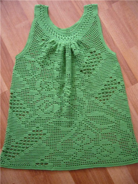 Crochet Summer Top Crochet Pattern Make Handmade Crochet Craft