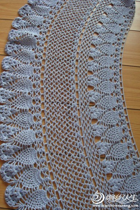 lace shawl for women, free crochet pattern make handmade ...