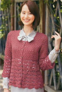 spring sweater crochet patterns