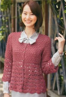 spring sweater crochet patterns