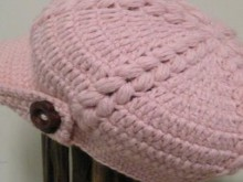 lovely cap crochet, free crochet patterns