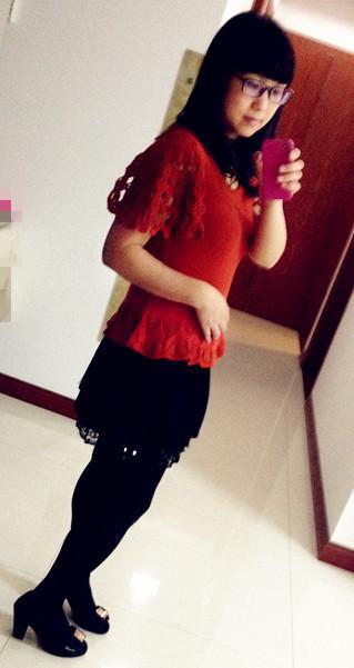 笑红妆 - 我织我精彩 - 我织我精彩