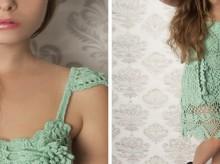 crochet summer dress for ladies