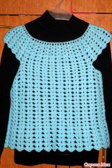 easy crochet dress for little baby