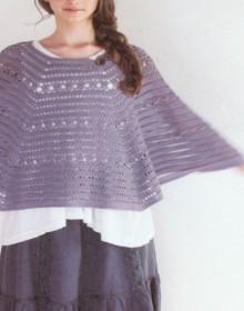 crochet cute poncho