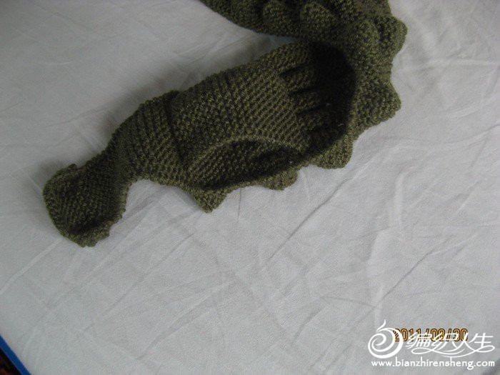 Knitting Pattern Alligator Scarf : knitting crocodile scarf make handmade, crochet, craft