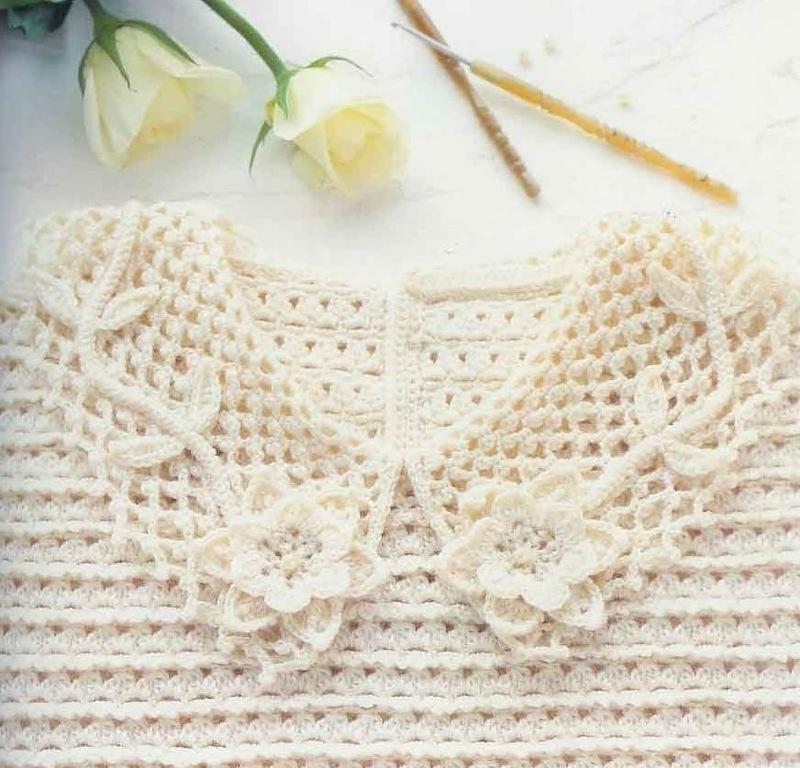 Collection Crochet Collars Make Handmade Crochet Craft